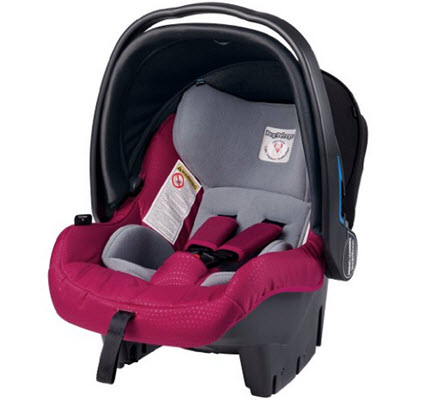 Kindersitz Test - Beste-Kindersitze.de - PegPerego-PrimoViaggio
