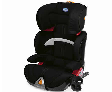 Kindersitz Test: Chicco Oasys 2/3