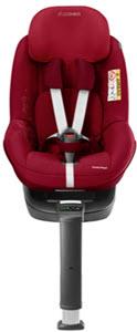 Kindersitz Test mit iSize