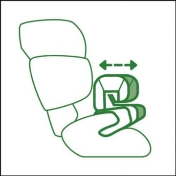 CYBEX Silver Pallas Fix Kindersitz (9 – 36 kg) - 2