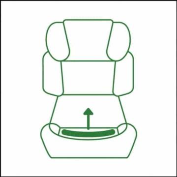 CYBEX Silver Pallas Fix Kindersitz (9 – 36 kg) - 7