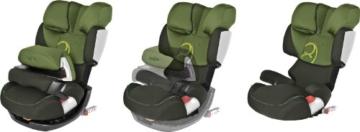 CYBEX Silver Pallas Fix Kindersitz (9 – 36 kg) - 8