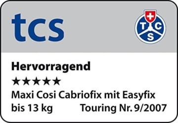 Maxi-Cosi Cabriofix Babyschale 0+ (0-13 kg) - 9