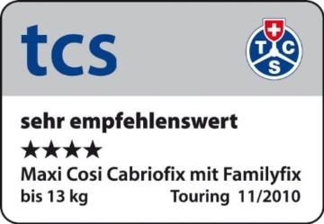 Maxi-Cosi Cabriofix Babyschale 0+ (0-13 kg) - 10