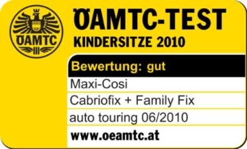 Maxi-Cosi Cabriofix Babyschale 0+ (0-13 kg) - 11