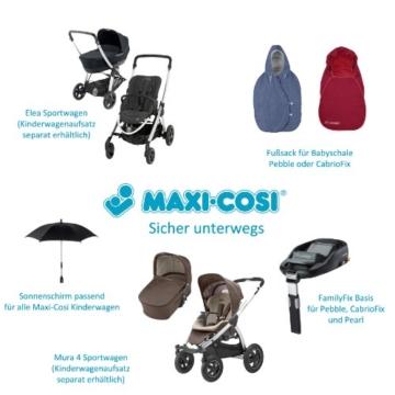Maxi-Cosi Cabriofix Babyschale 0+ (0-13 kg) - 13